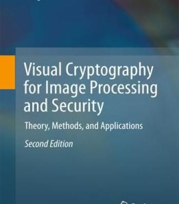 Visual Cryptography For Image Processing And Security PDF