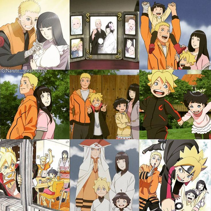 Will sasuke uchiha and naruto uzumaki family