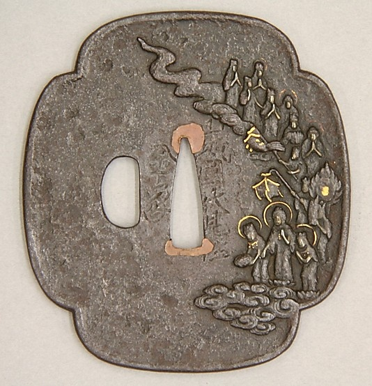 tsuba dating Ww2 japanese army officer's gendaito shin gunto, unsigned, sold: a part  in any event, as the officer kept his iron tsuba and silver habaki, he clearly.