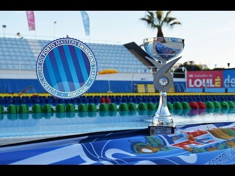 XVII Campeonato Nacional Masters de Verão - Open Verão Loulé 2015 - Masters F.C.PORTO - YouTube