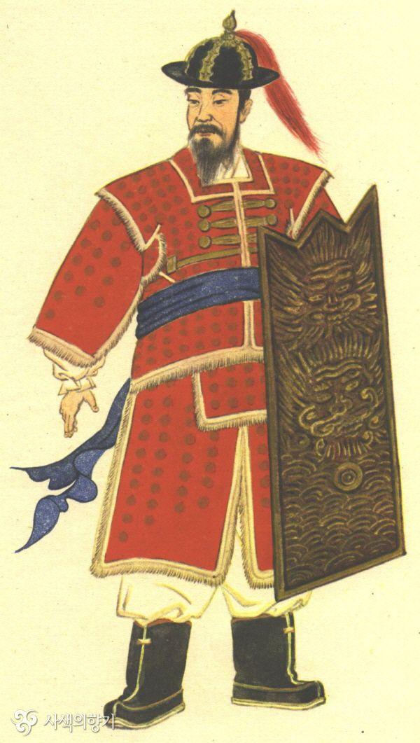 한국 갑옷 - 나무위키