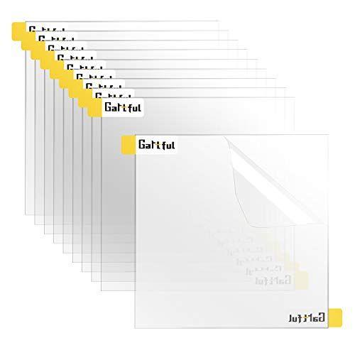 10 Packs 4x4 Inches Acrylic Plastic Sheet Gartful 0 08 I Https Www Amazon Com Dp B07zvnqc8p Ref Cm Sw R In 2020 Acrylic Plastic Sheets Plastic Sheets Plexiglass
