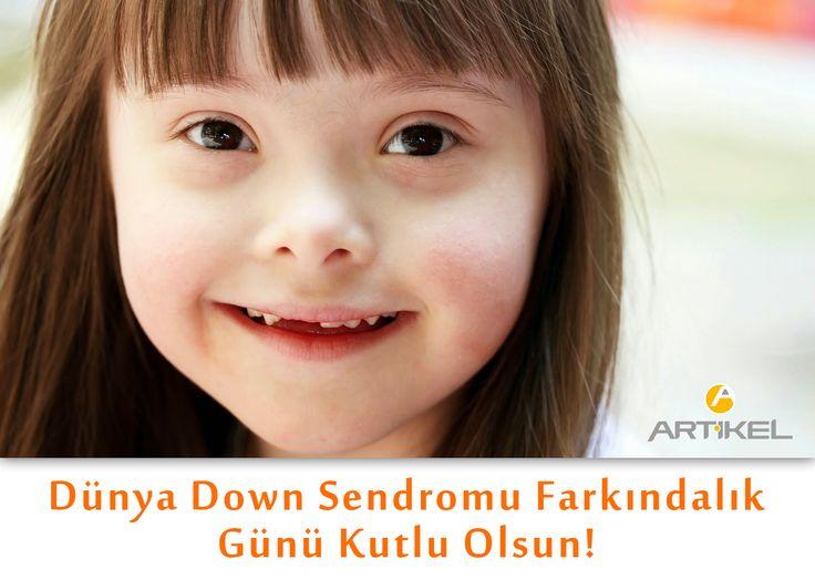 Dostlar Kromozom Saymaz.. Dünya Down Sendromu Farkındalık Günü Kutlu Olsun!  #artikel #artikeldeko