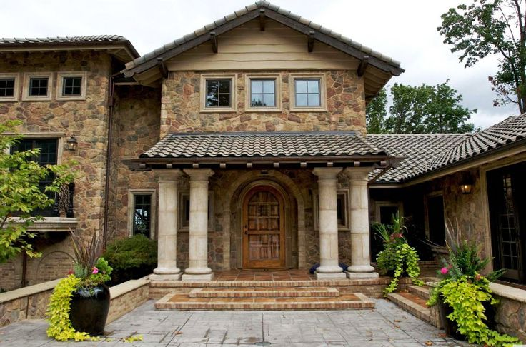 Realm of design front entryway front entryways Add architectural details exterior home
