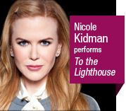 Nicole Kidman To The Lighthouse