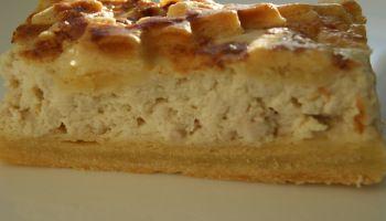 Пирог с курицей в сметане