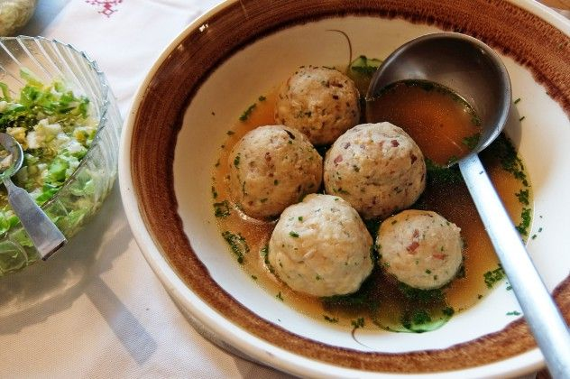 Tiroler Speckknödel Rezept zum Nachkochen
