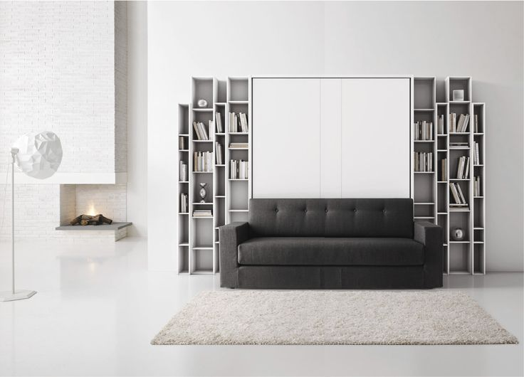 les 25 meilleures id es de la cat gorie lit escamotable canap sur pinterest lit escamotable. Black Bedroom Furniture Sets. Home Design Ideas