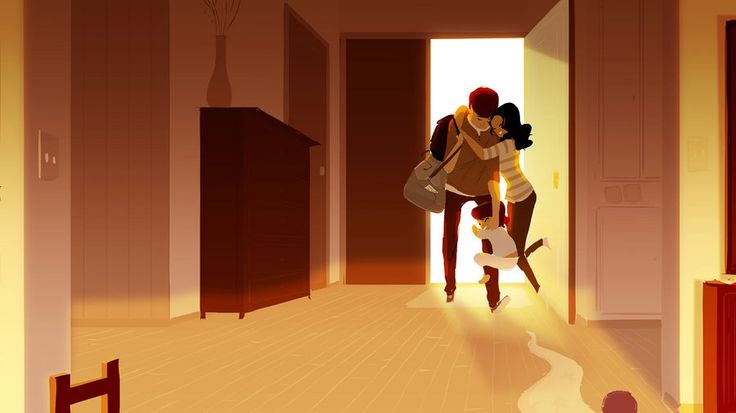 It's good to be back by ~PascalCampion on deviantART
