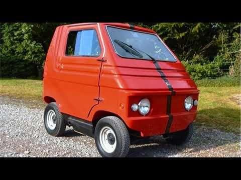 Zagato Zele - Electric Microcar