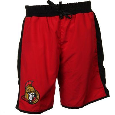 Sens Army, show your support this summer with these swim trunks. #IsItOctoberYet?