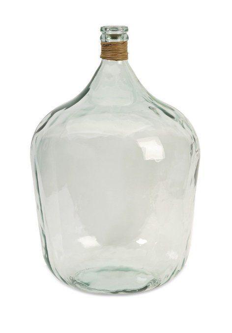 Fixer Upper Shotgun House Glass Jug