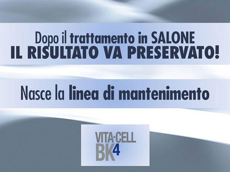 Linea di mantenimento Vita-Cell BK4