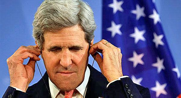 "PALM BEACH, Florida – U.S. Secretary of State John Kerry is being flayed as a ""delusional"" dunce who is full of ""self-love"" and is intellectually ""an order of fries short of a Happy Meal."" The scathing description came Tuesday from talk-radio host Rush Limbaugh who ripped Kerry's apparent reaction of surprise to Iranian comments hostile to [...]"