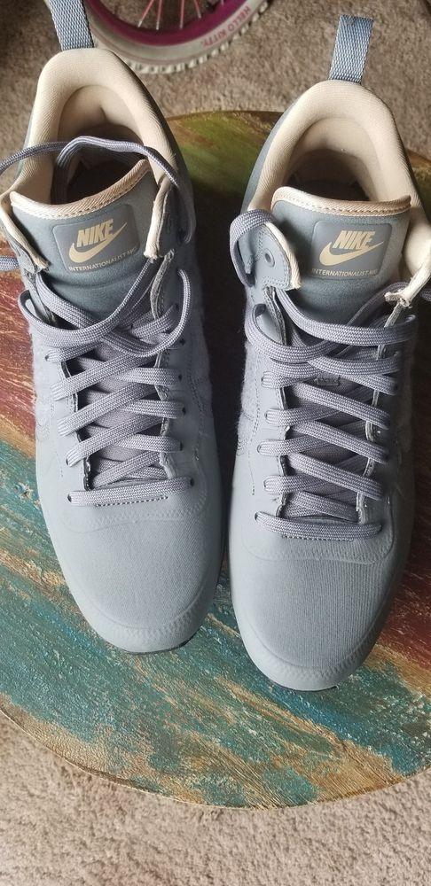 98b5785dff2b Nike Internationalist Utility Cool Grey Wool 857937-003 New Men s Size 11.5   fashion