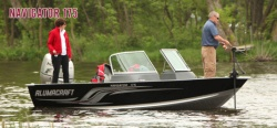 Alumacraft Boats Navigator 175 CS - Multi-Species Fishing Boat - http://www.iboats.com/Alumacraft_Boats_navigator_175_cs/nb/mo562-y2012/