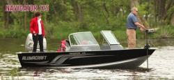 Alumacraft Boats Navigator 175 CS - Multi-Species Fishing Boat - http://www.iboats.com/Alumacraft_Boats_navigator_175_cs/nb/mo562-y2012/