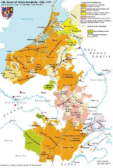 Duke of Burgundy's Climatic Battle