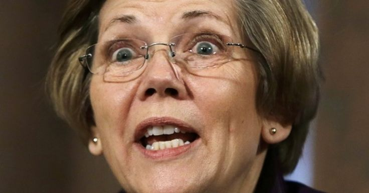 Elizabeth Warren Goes Full Crazy At Commencement Speech! Look What She Just Said About Trump