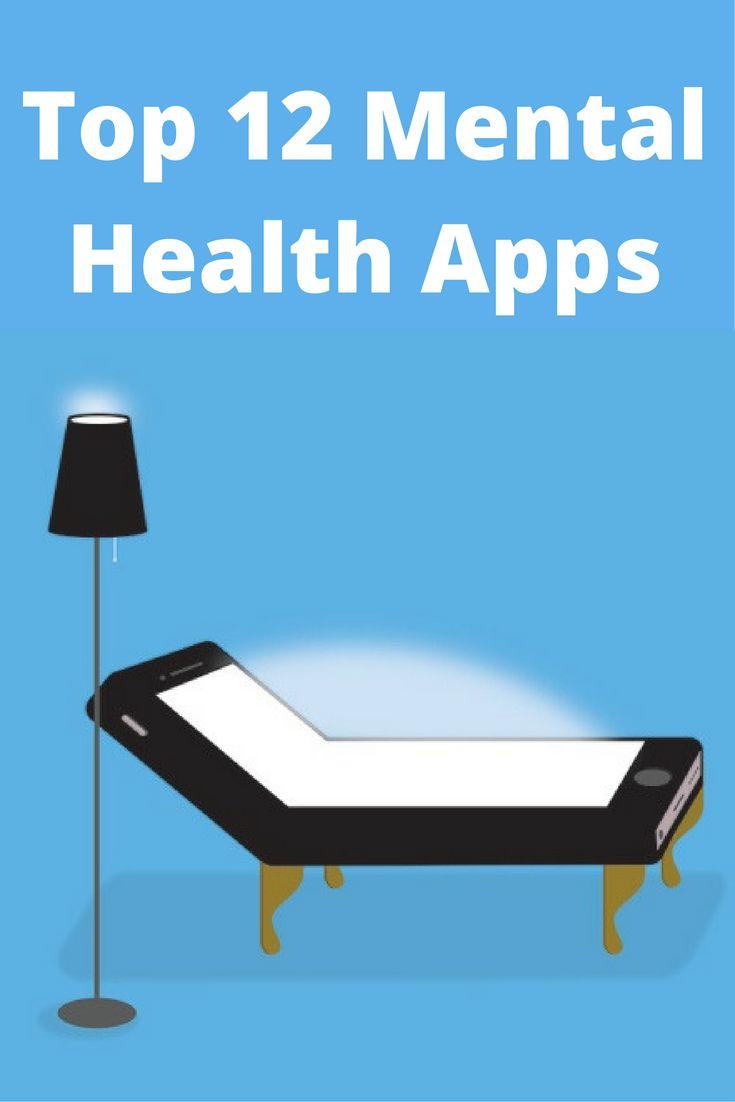 Top 12 Mental Health Apps
