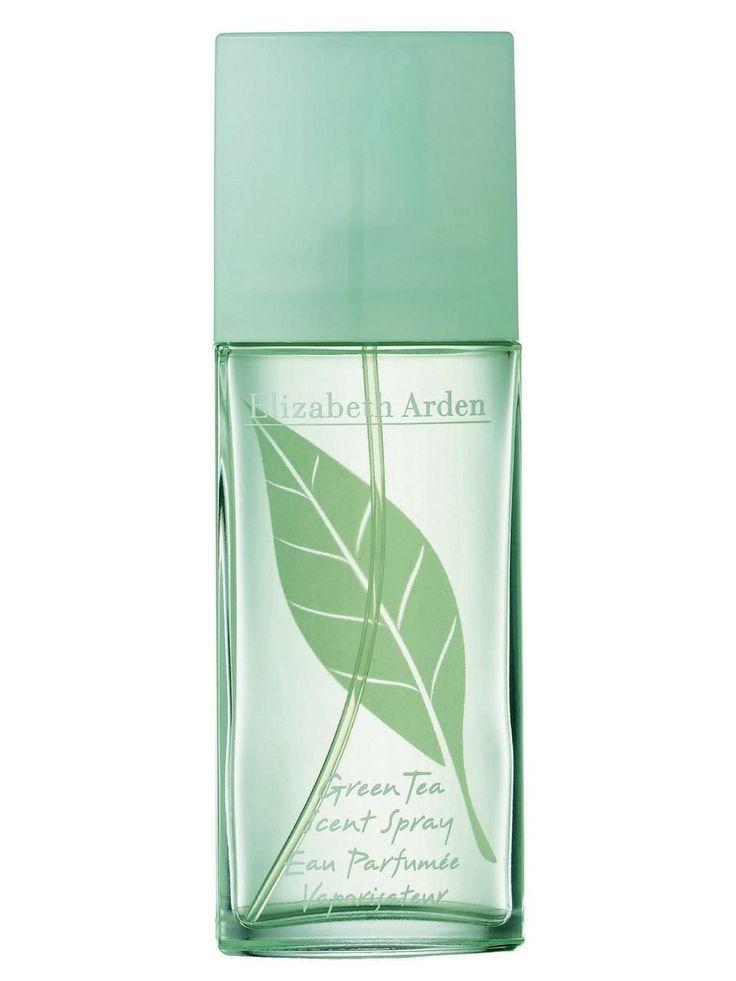 Green Tea Elizabeth Arden perfume - a fragrance for women 1999