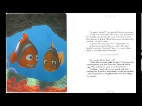"""Buscando a Nemo: Parte 1 (Preterite vs. Imperfect)   Hola,  Trying something new! In this video series I will be reading """"Buscando a Nemo"""" or """"Finding Nemo"""" in Spanish. After reading a few pages, I will go back and do my best to quickly explain to you why verbs are either in the preterite or imperfect. I apologize if I mispronounce any words. I know that several times I say the characters names with either a Spanish or English accent. If this i...   http://www.knowmia.com/watch/lesson/12770"""