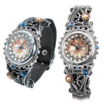 Telford Chronocogulator Timepiece watch www.attitudeholland.nl #watch #jewellery #bracelet