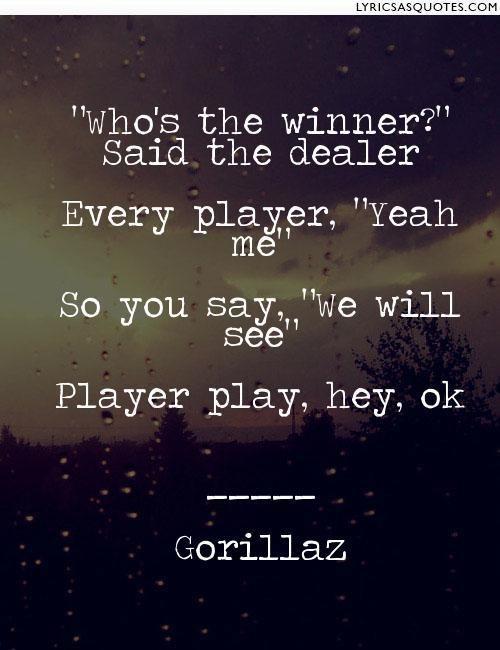 Картинки по запросу gorillaz lyrics