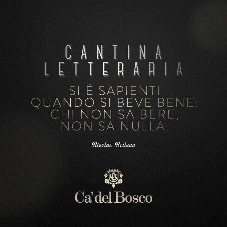 Sappiatelo :-) #enjoycadelbosco