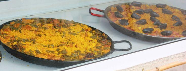 Paella nejen pro vegetariány