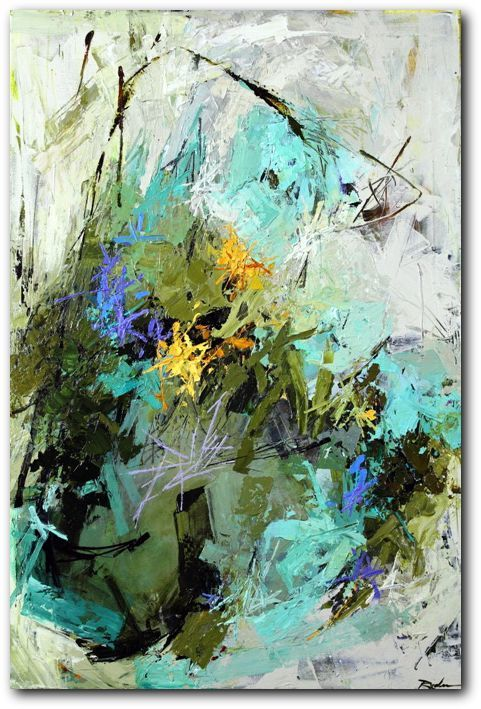 Abstract Paintings Conn Ryder Abstract Expressionism Colorado