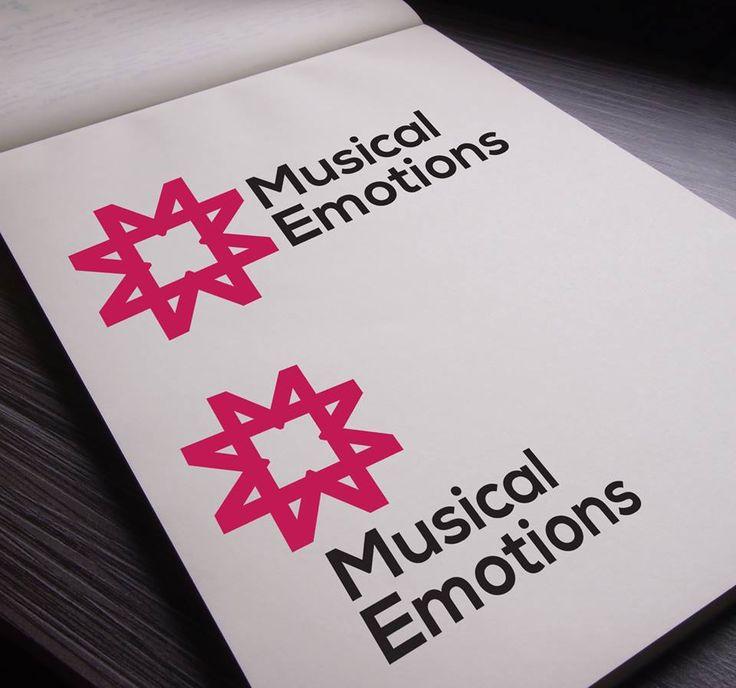 Musical Emotions facebook.com/musicalemotions #logo #design