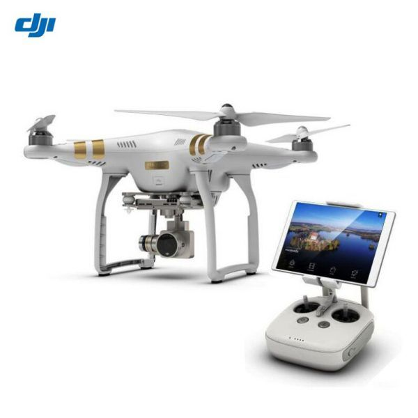 DJI Phantom 3 Professional 4K Version Quadcopter Helicopter RC Drone