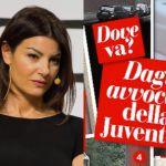 Alena Seredova, Gigi Buffon e Ilaria d'Amico diventa un giallo in carte bollate