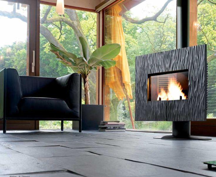 Les 25 meilleures id es concernant poele invicta sur for Poele a bois rectangulaire design