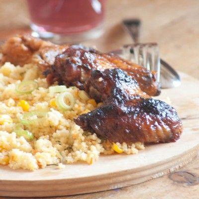 Recept pittige kip met couscous