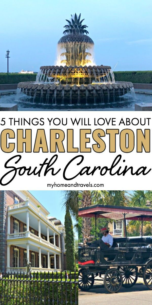 Five Things I Love About Charleston My Home And Travels Family Travel Usa South Carolina Vacation Family Travel
