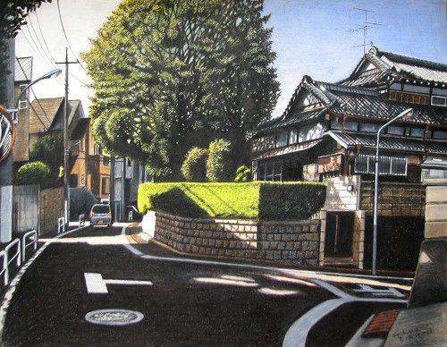 """朝餉の香り 板橋区赤塚 """"The Scent of Breakfast, Itabashi-ku Akatsuka"""" Ryota Hayashi"""