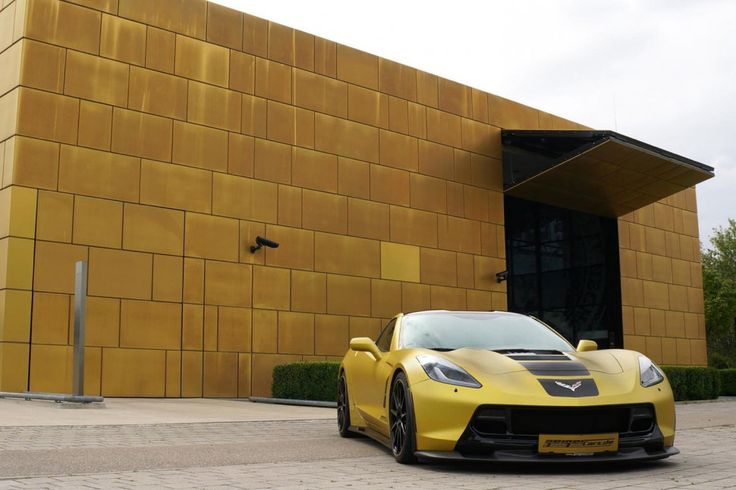 chevrolet corvette stingray tuned by geiger cars