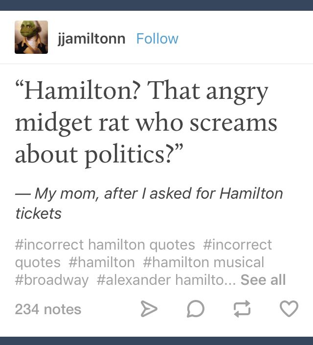 XD lololol 'that angry midget rat who screams about politics'