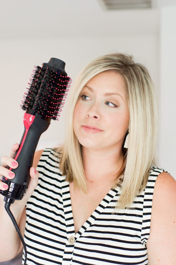Does This Blow Dry Brush Work Round Brush Hair Dryer Blow Dry Brush Hair Dryer Brush