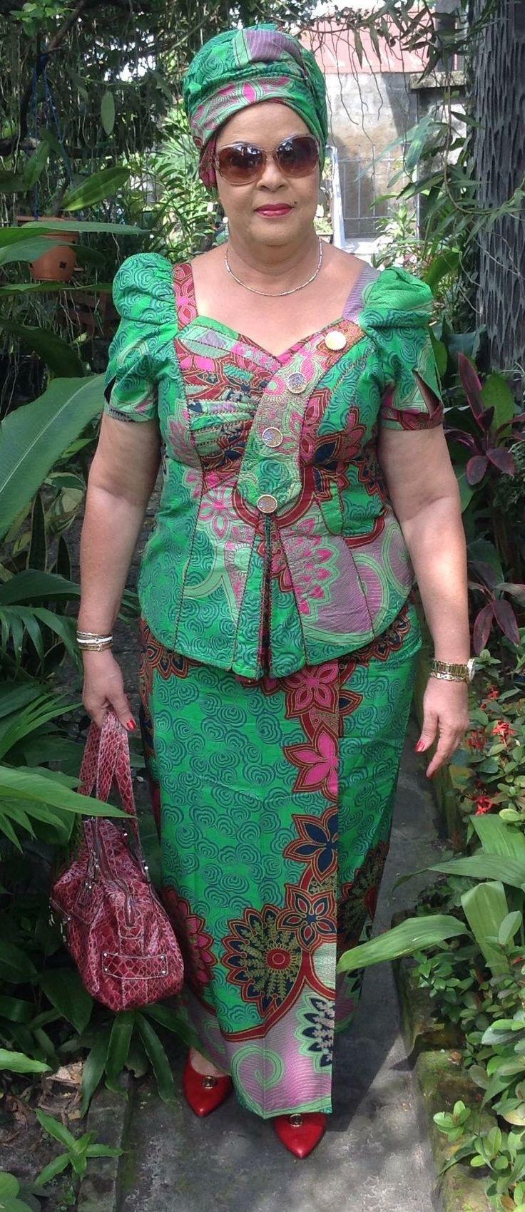 Stacey Mweembe fashions