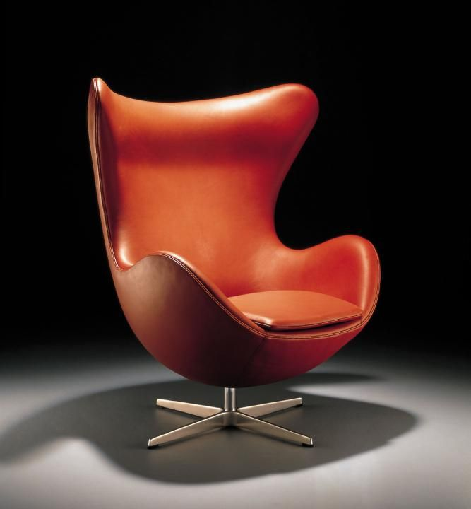 Triptod.com - The Egg Chair by Arne Emil Jacobsen