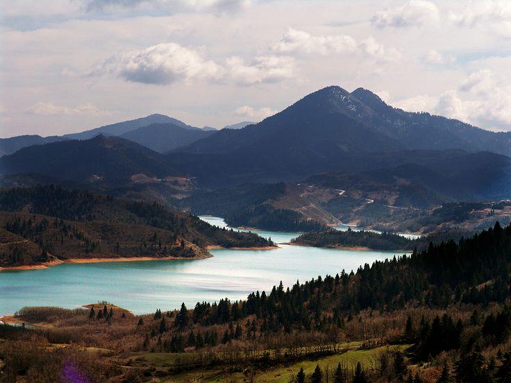 Plastira's Lake - Karditsa
