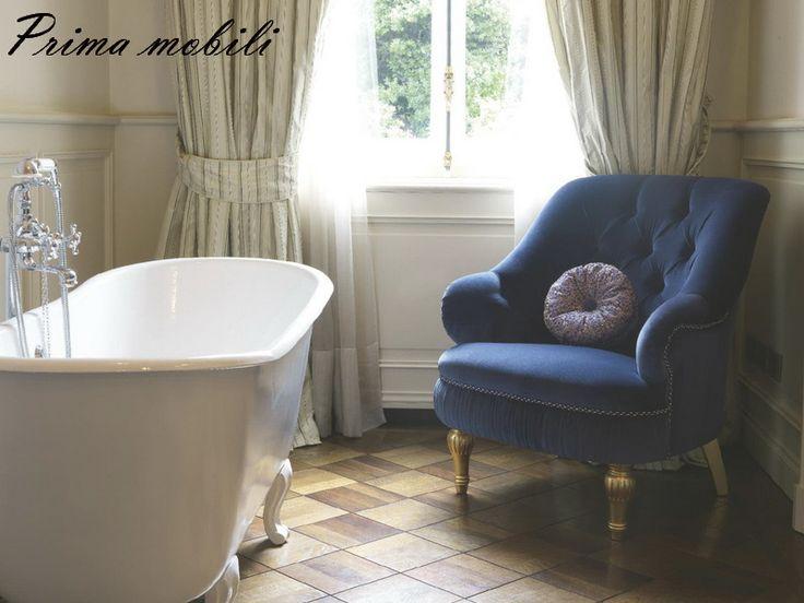 Итальянское кресло Viola Pigoli купить в Москве в Prima mobili