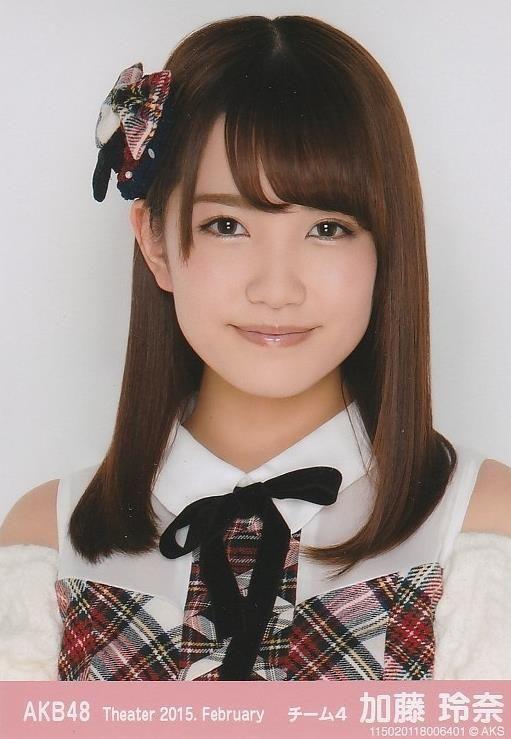 AKB48 39th Single 「Green Flash」加藤玲奈   Rena Kato #AKB48