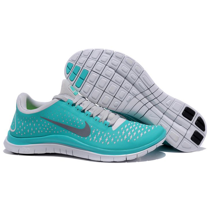 Nike Free Run 3 Damen Türkis