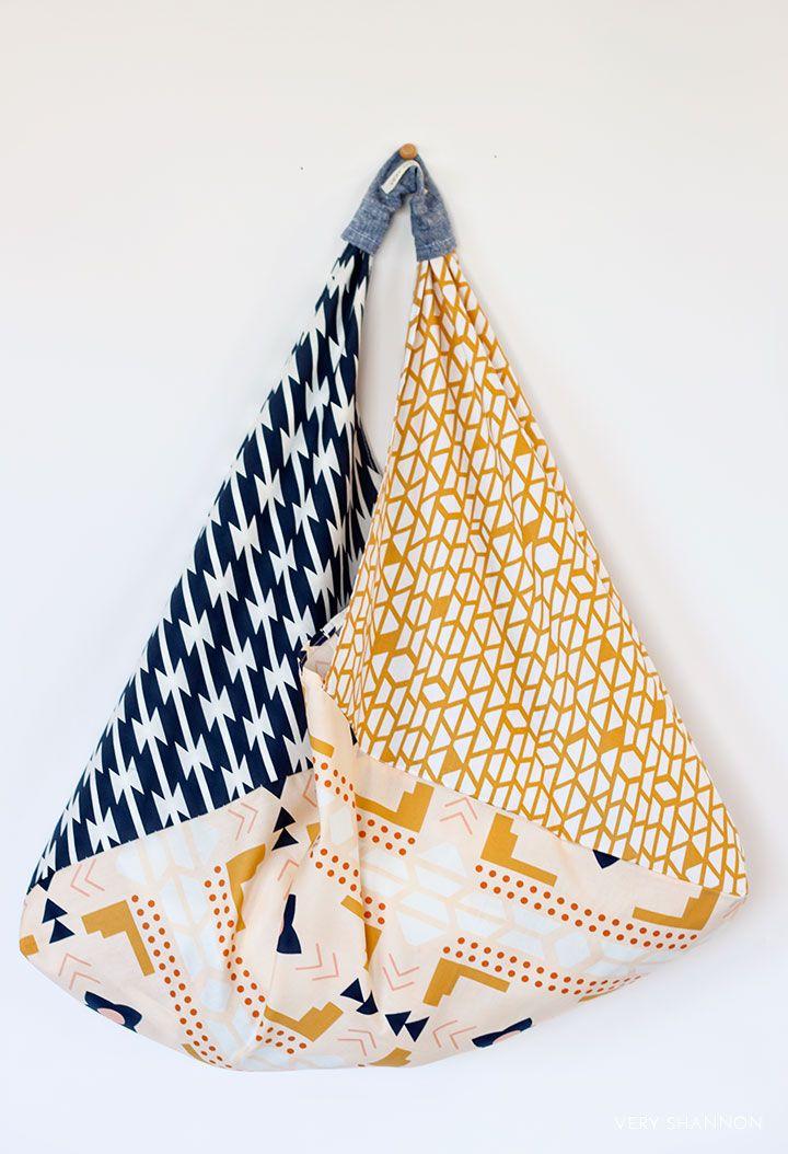 Tuto sac (rectangle plié)