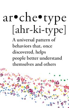 Archetype -  click : http://www.humanmetrics.com/cgi-win/JTypes2.asp to take Carl Jung typology test, learn yourself :)
