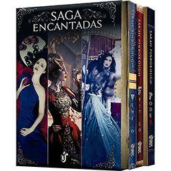 Box - Saga Encantadas (3 livros) Edição Econômica